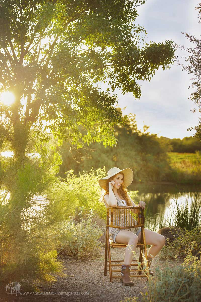 Best Scottsdale Senior Pictures