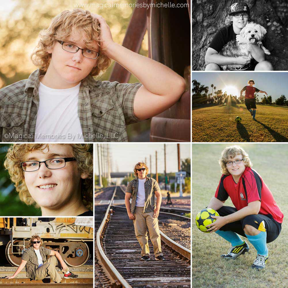 Chandler Senior Photographer Guys
