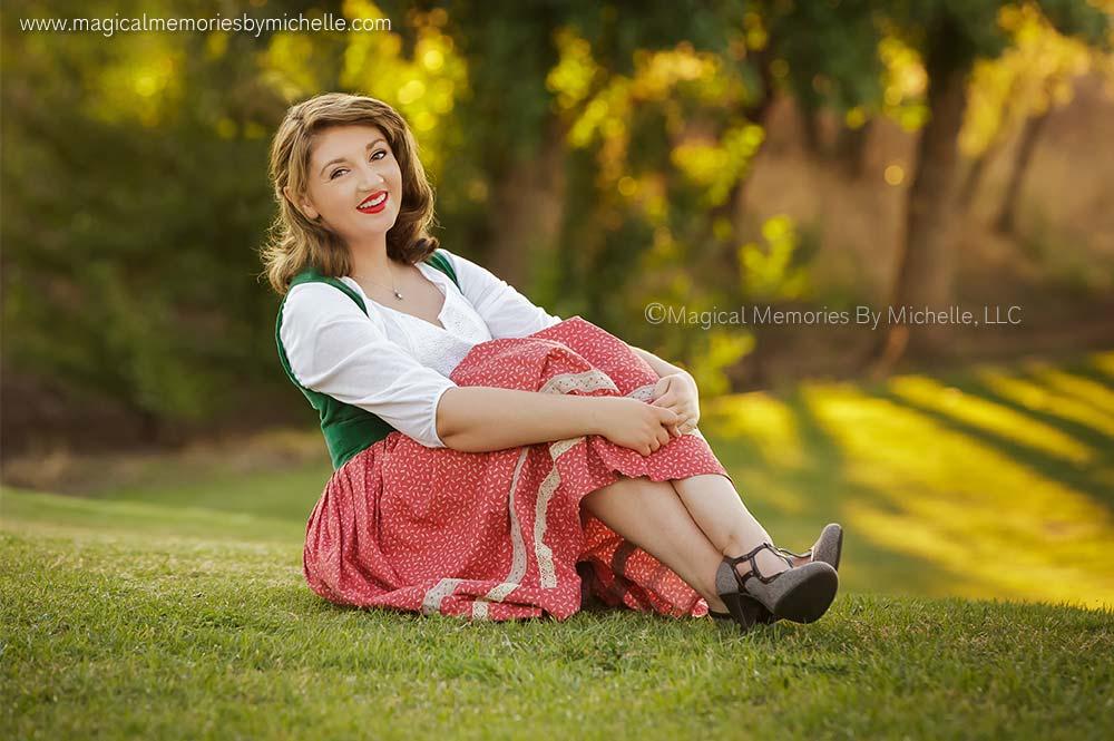 Gilbert Senior Pictures  |  Gilbert Classical Academy  | Caroline