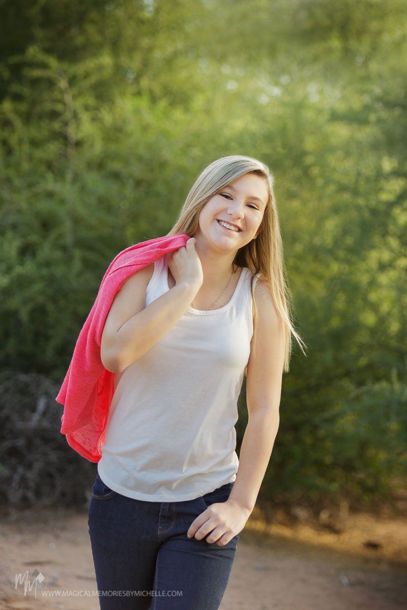 Scottsdale Photographer for Teens