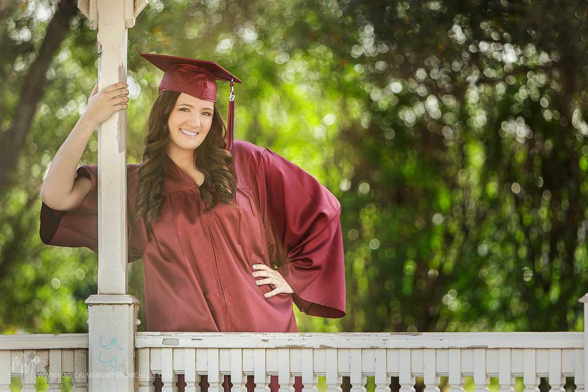 Scottsdale Senior Pictures Graduation