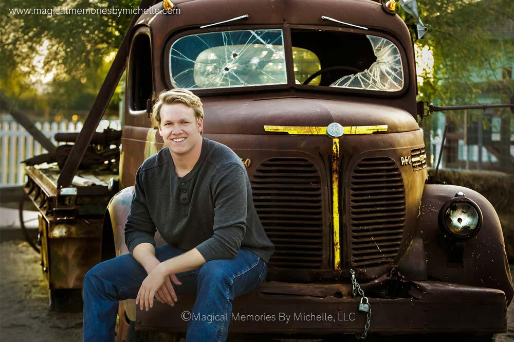 Mesa Senior Photographer Senior Pictures for Guys