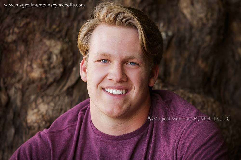 Mesa Senior Photographer for Guys