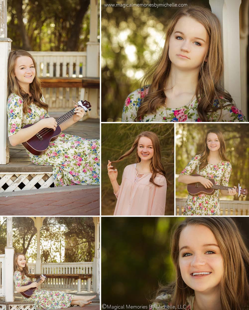 Mesa, AZ High School Graduation Pictures