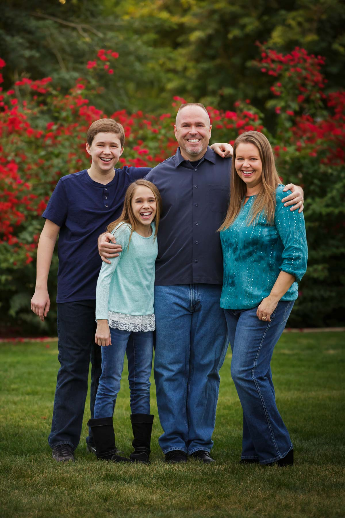 Professional photography in Mesa, AZ for family pictures