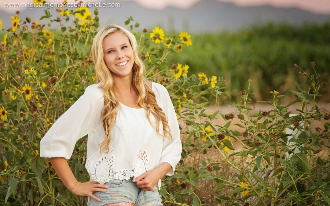 Mesa Senior Photographer:  Join Our Premier Model Team for 2017/2018