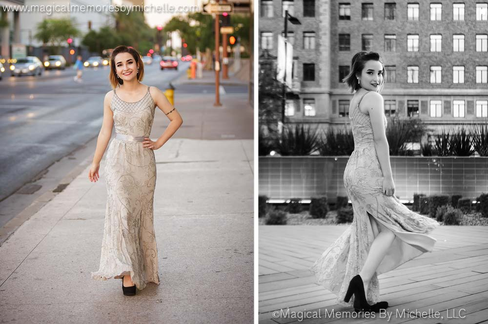 Phoenix Senior Photographer for Prom Pictures