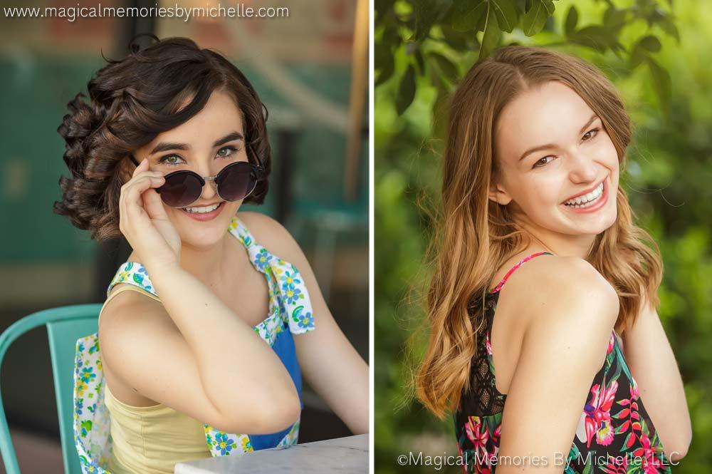 Mesa senior photographer takes pictures of premier model team.