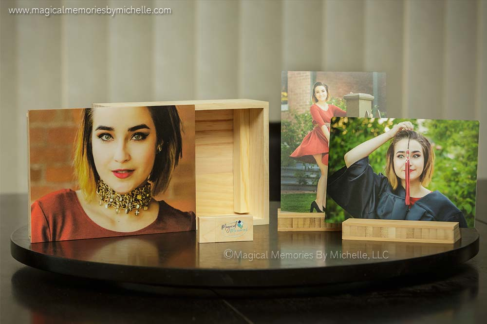 Keepsake for Scottsdale Professional Senior Portraits
