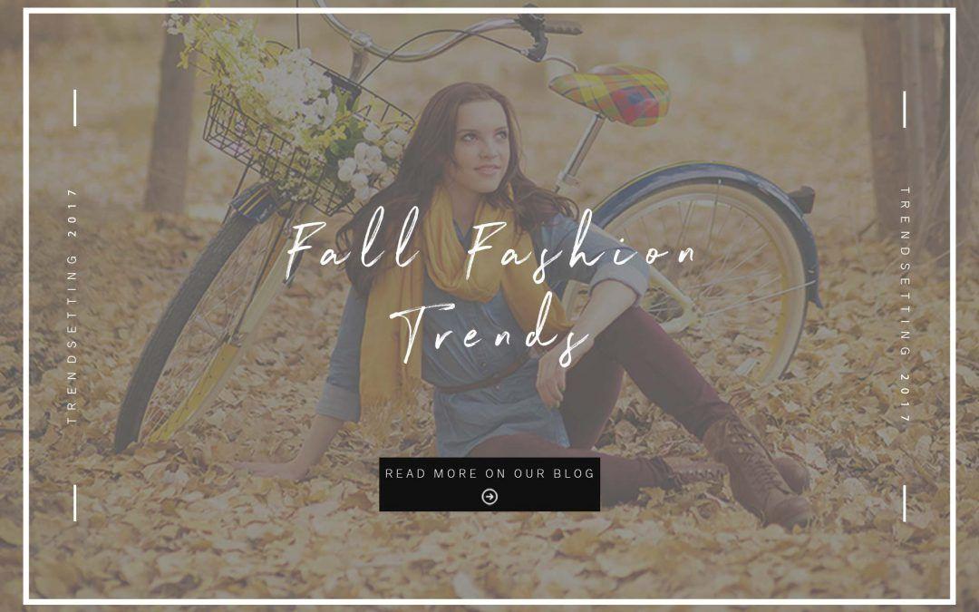 Top 6 Fall Fashion Trends! | Gilbert Senior Photographer