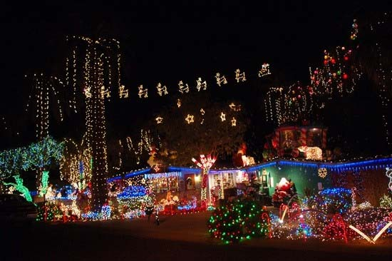 Best Christmas Lights in Phoenix