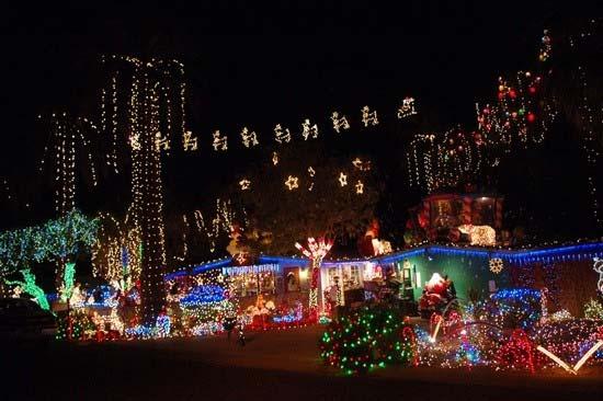 Best Christmas Lights in Phoenix