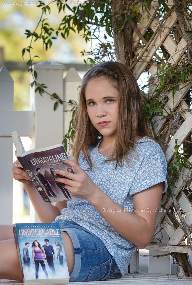 Confident Teen Gilbert Photographer