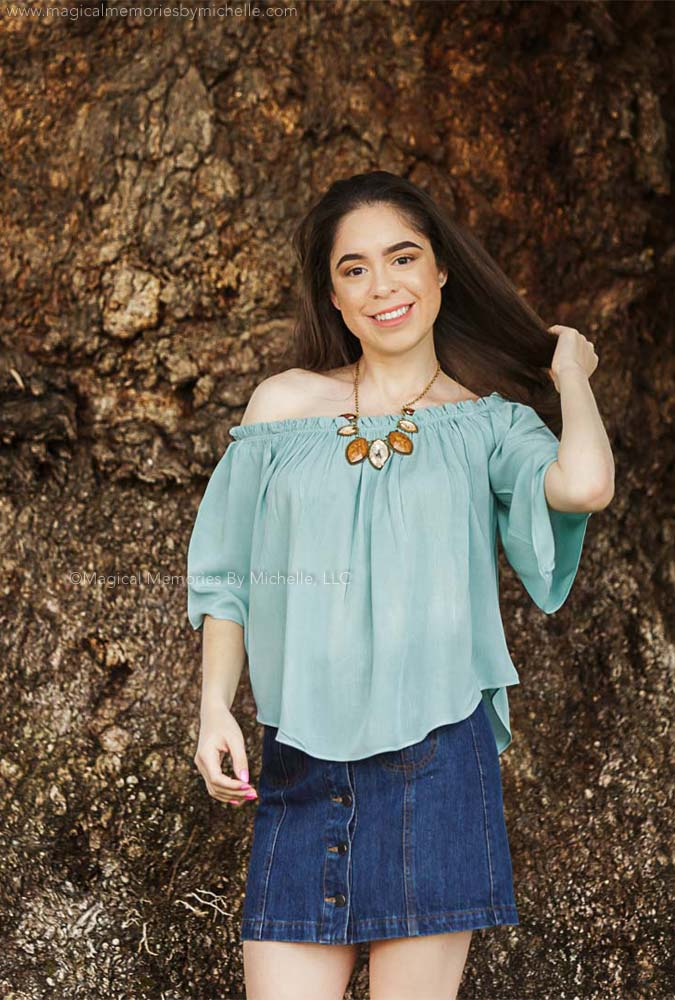 Mesa Senior Portraits Fashion Necklace