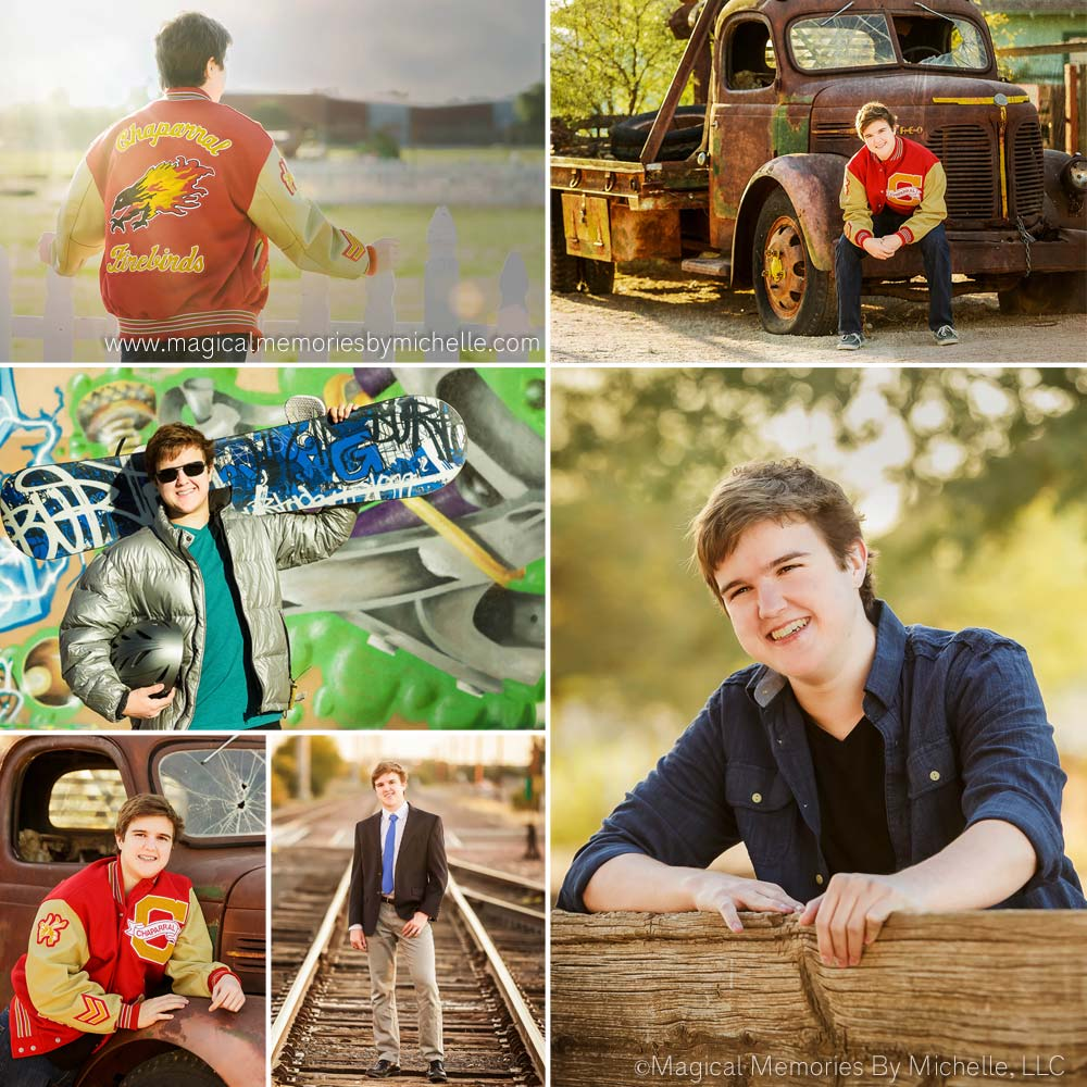 Scottsdale, AZ High School Senior Pictures